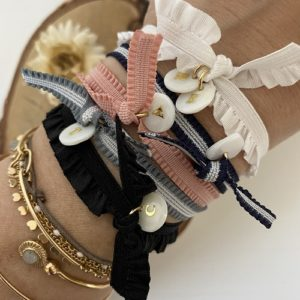bonheur enfantin - bracelet froufrou